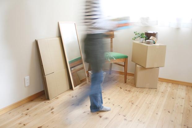 家の整理整頓