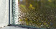 窓に結露がびっしり!結露をなくしたいときの対策とは?